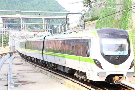 贵阳(地铁)轨道交通一号线起点站