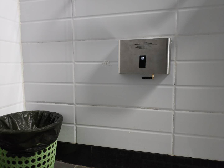 利用红外探测器,对厕位使用情况进行精准监测,即时反映厕位占用情况,给旅客直观了解到所有厕位的空余情况,方便游客厕位的选择。