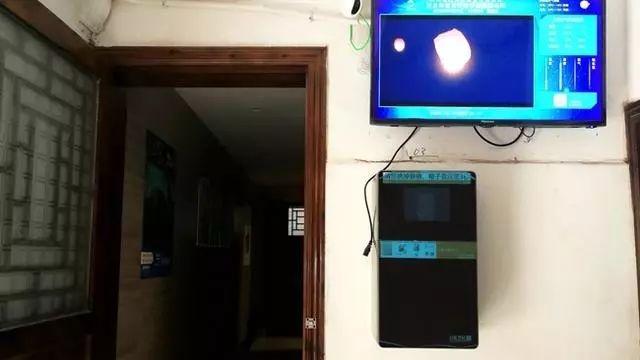 智慧公厕门口人流显示屏