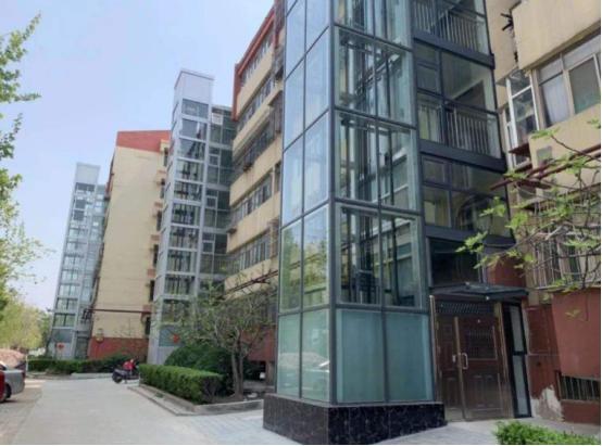 贵州贵阳老旧小区加装电梯案例