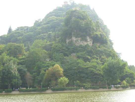 贵州六盘水六枝风景贵州六盘水地图mouseover